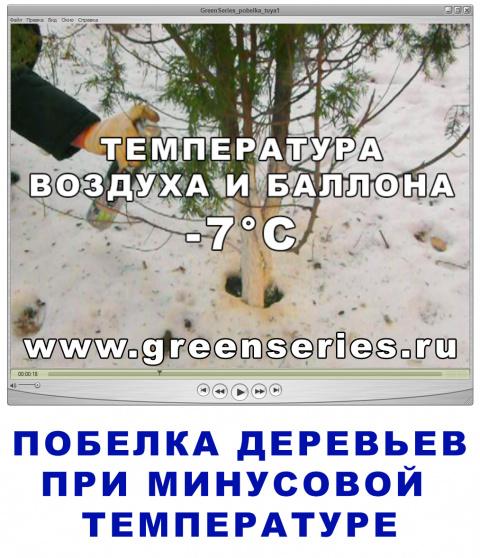 Защита стволов деревьев от с…
