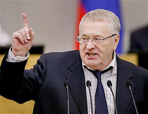 Прогноз от Жириновского: Впереди война