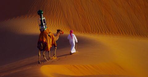 Google отправит всех желающих в пустыню