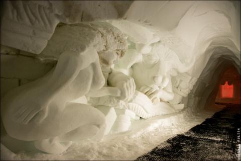 """Альпы """"кроме лыж"""": Пещеры сн…"""