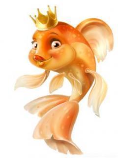 Подборка анекдотов про Золотую рыбку