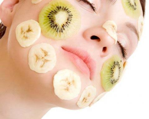Банановые маски для волос и лица