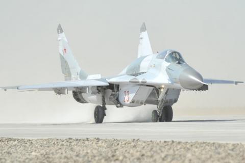 Истребители МиГ-29СМТ ЗВО от…
