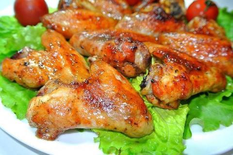 Куриные крылышки: 6 рецептов…