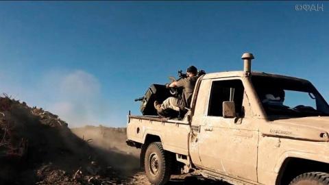 Боевики ИГИЛ начали вывод си…