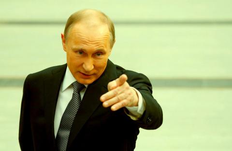 Путин нашел способ ответить …