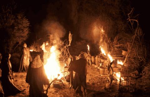 Привороты, заговоры и другие ритуалы ведьм