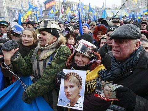Майдан как высшая форма демократии
