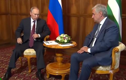 Пощёчина Госдепу и НАТО от Путина в 9 годовщину пятидневной войны. Игорь Игнатьев