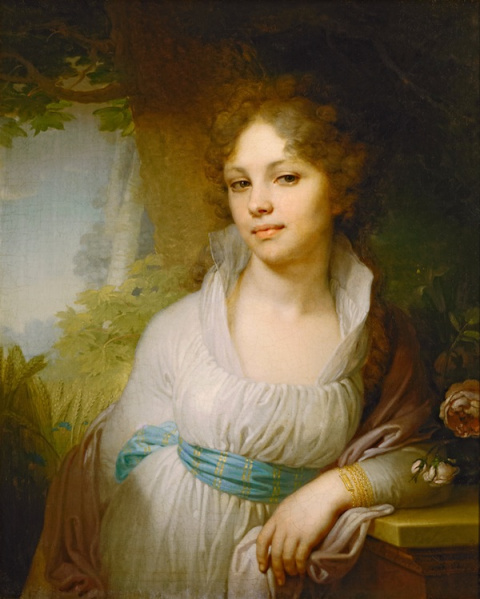 Прекрасная княжна Мария