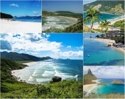 Самые красивые острова в Бра…