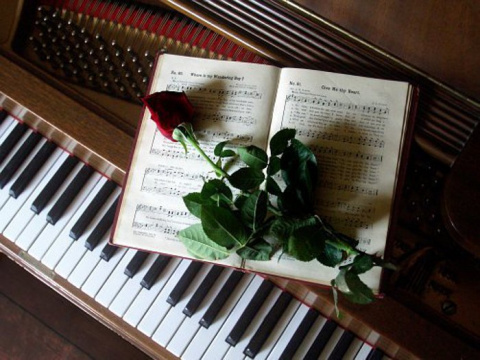 Музыкальная гостинная. Романс.