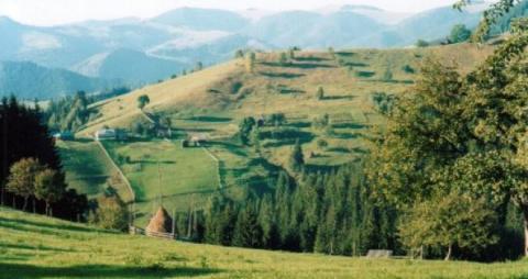 Угорские горы
