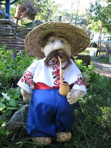 Садовые куклы от Заполарии