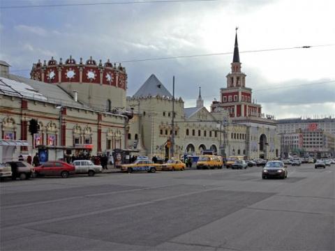 Казанский вокзал эвакуировали из-за угрозы теракта