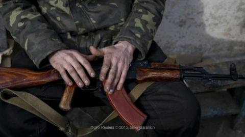 Боец ВСУ ушел в самоволку, выстрелил в мирного жителя и покончил с собой – Марочко