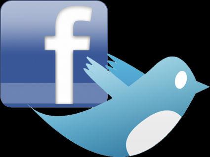 Жара подогрела рекламную битву Facebook и Twitter