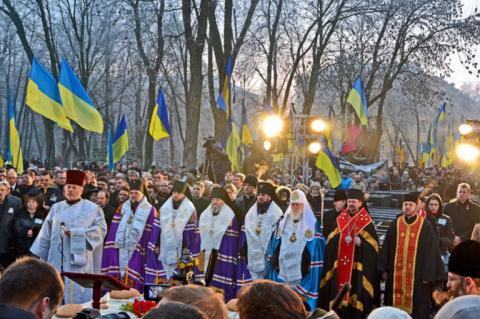 Как церковь лишит Украину «безвиза».