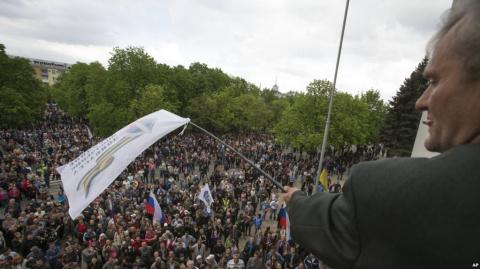 Голос Америки: Кремль готови…