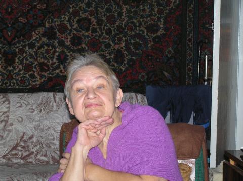 Галина Усачева (Тараканова) (личноефото)