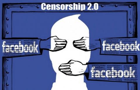 Военная цензура Цукерберга. Максим Соколов
