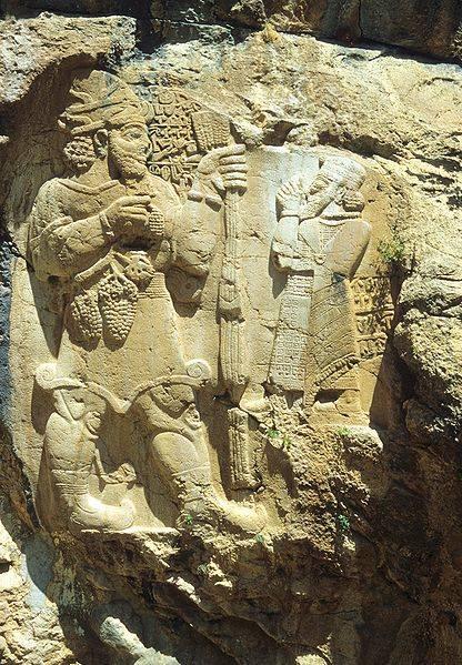 Дух древних хеттов живёт в России.