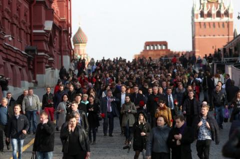 ВЦИОМ: Треть россиян считают…