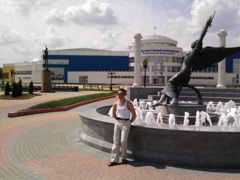 Евгений Илюшников