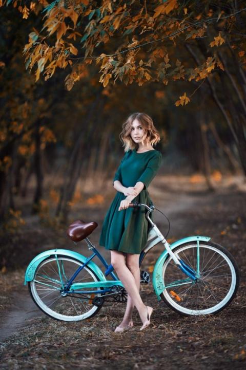 Простые и красивые портреты Александра Виноградова