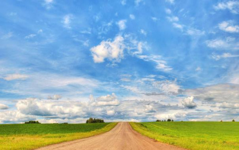Отправляемся в путешествие по красотам природы!