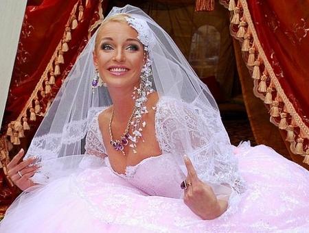 Свадьба Анастасии Волочковой состои…