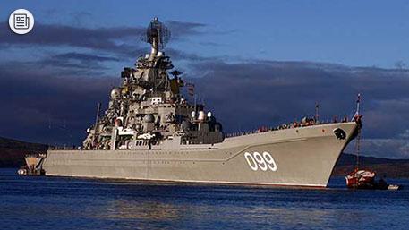 Почему моряков НАТО трясет о…