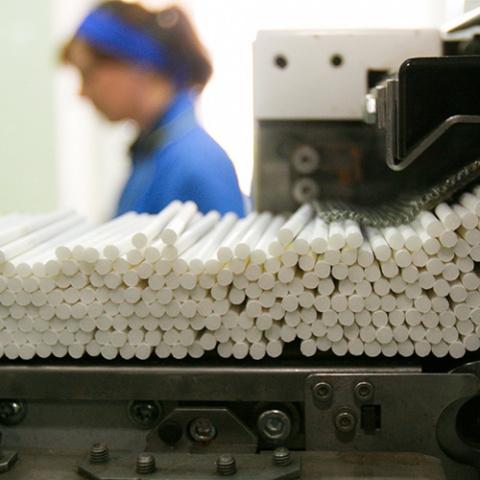 Производитель сигарет Marlbo…