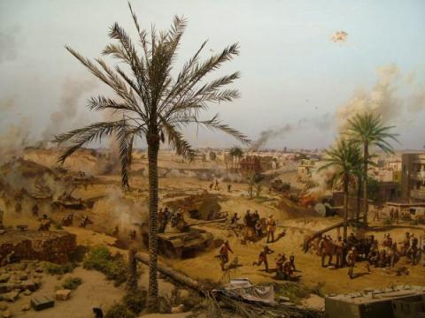 В Иерусалиме становится жарковато