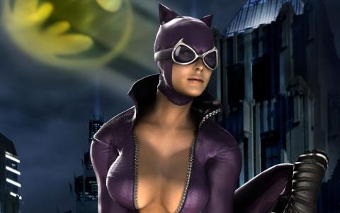Бэтмен))))