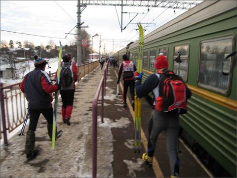 100 километров на лыжах за один день: опыт обыкновенного человека