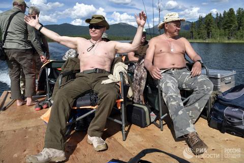 Как Америка ответит на путинскую игру мускулами: актуальный фельетон