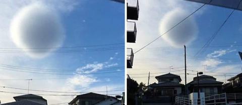 Встречи с облаками, которые …