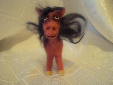 """Еще одна лошадка """"Путешественница"""""""