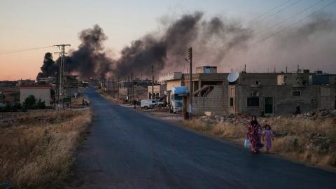 Сирия: в «умеренной оппозици…