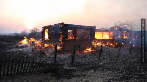 Лесопожарный десант из Казан…