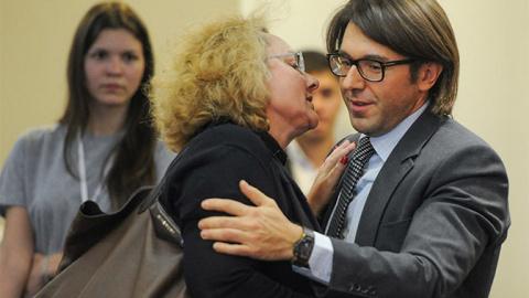 Малахов вышел на связь и заявил об уходе в декрет