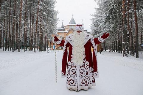 Дед Мороз получил больше трех миллионов писем в 2017 году
