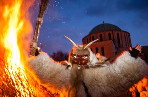 Сочетание современных европейских и древних цыганских традиций в культуре Венгрии породило довольно интересные традиции
