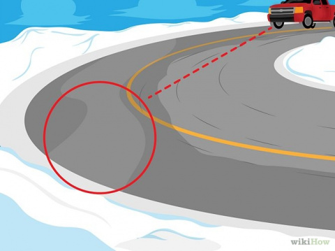Черный лед: что это, и чем он опасен на дороге