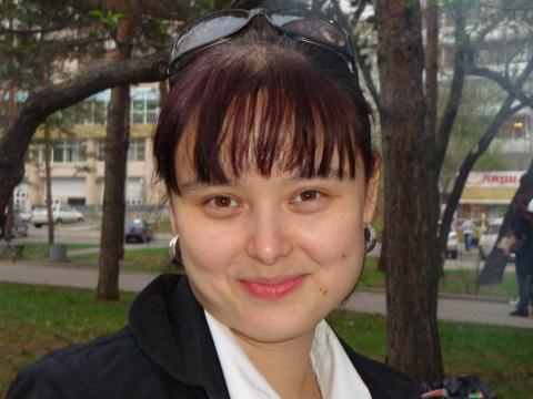 Ольга Мрошникова (Ким)