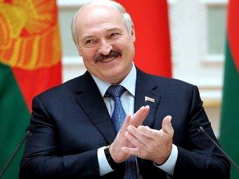 """Лукашенко назвал """"хламом"""" белорусских хоккеистов"""