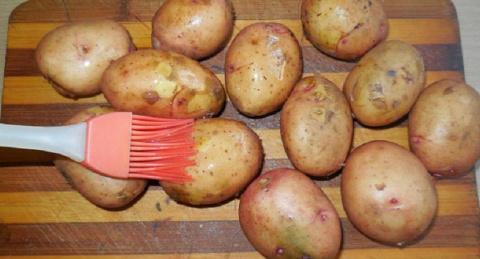 Как правильно запекать карто…