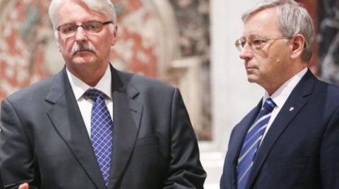 МИД Польши о «свинстве» укра…
