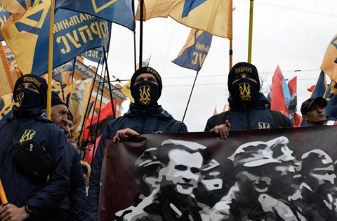 «Европейская» Украина: нацисты вместо закона